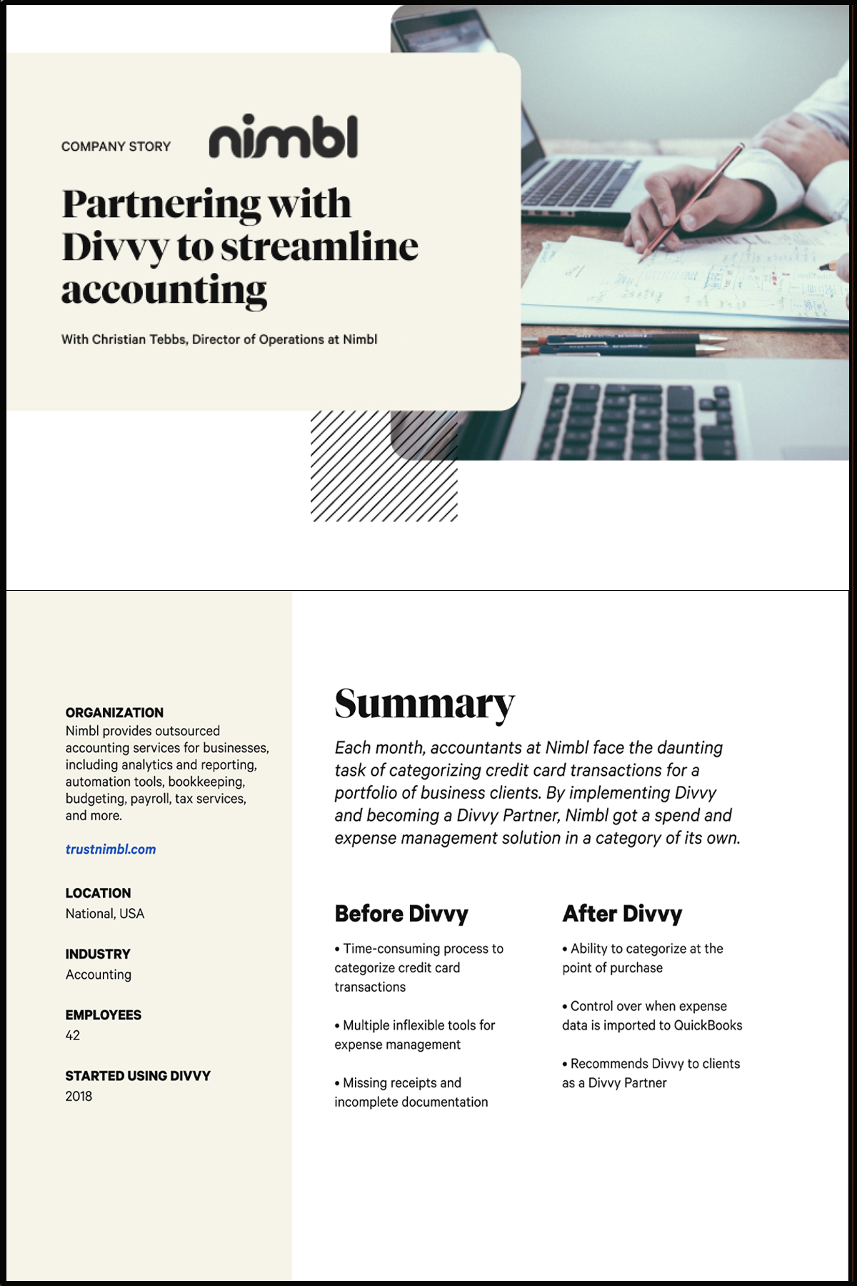 Partnering with Divvy to Streamline Accounting Tasks